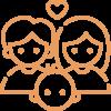 famille-orange-ganea-gîte