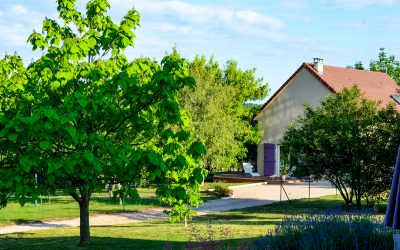 Vacances gîte Saône et Loire